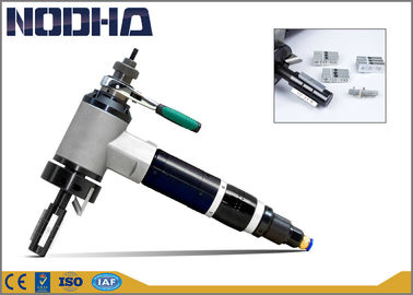 Çin 220-240V Pneumatic Pipe Beveling Machine OEM / ODM Available NODHA Fabrika