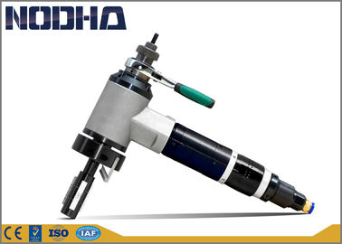 Çin Self - Centering Pneumatic Pipe Beveling Machine With CE / ISO Certificate Fabrika